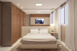 .Apartamento no Bancários com 3 quartos e varanda. Pronto para morar