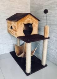 Casinha/arranhador gato