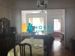 Apartamento à venda com 3 dormitórios em Copacabana, Rio de janeiro cod:CPAP31134