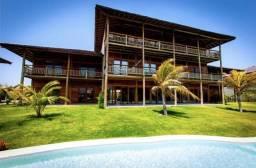 Apartamento com 2 dormitórios à venda, 140 m² por R$ 700.000 - Praia do Uruaú- Beberibe/CE
