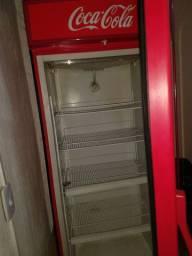 Freezer vertical Coca Cola fricon, semi nova.