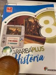 Araribá Plus História 8