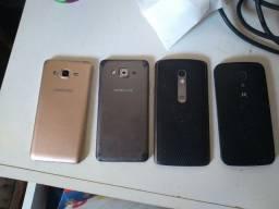 Vendo lote de celulares todos dando Sinal