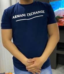Camisetas da Armani e Tommy imperdível