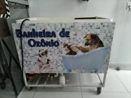 Banheira de Ozônio