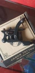 Máquina de tatuagem profissional Corun + Clip cord electric ink