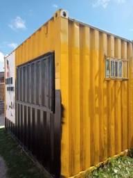 Container para Bar ou Lanchonete. Preço negociável.