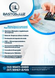 Serviços de Contabilidade - Abertura de empresa, Alteração Contratual, Assessoria Contábil