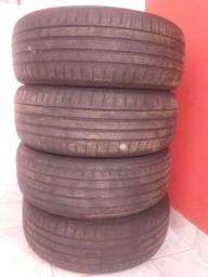 Vendo 2 Pneus Bridgestone 205/55/17 - Grátis + 2