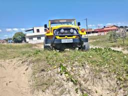 Toyota Bandeirante Jeep