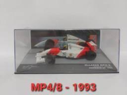 MCLAREN MP4/8 - AYRTON SENNA - AUSTRÁLIA GP 1993