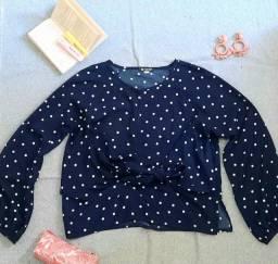 Blusa feminina - Brechó da Ana