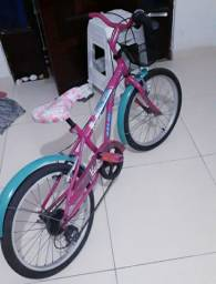 Bicicleta Infantil Manina (Caloi)