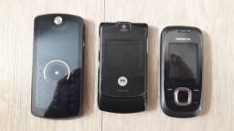 celulares antigos para colecionador
