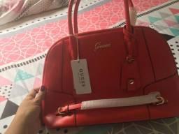 Bolsa Guess Red