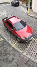 Fiat Strada 1.8/gás automática completa (leia a descrição)