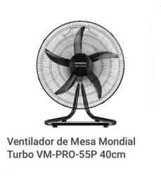 Ventilador de Mesa Mondial Turbo VM-PRO-55P 40cm