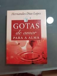 LIVRO Gotas de amor para a alma- Hernandes Dias Lopes (novooo)