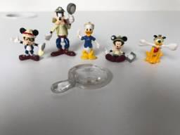 Turma do Mickey original em miniatura