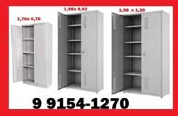 armario aço com 02 portas a partir de 890,00