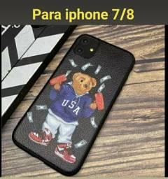 Capinha para iphone 7/8