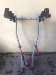 Transbike - suporte de engate para bicicleta eqmax - acompanha suporte de placa