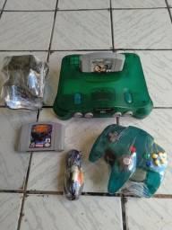 Nintendo 64 completo todo original