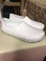 Sapato de segurança/trabalho, estilo tênis
