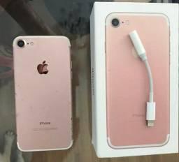 Vendo iPhone 32 g 7 rose