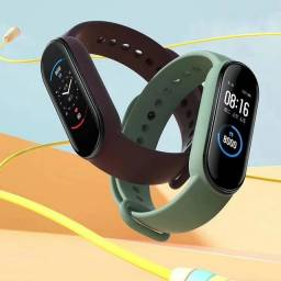 Relógio Smartwatch Xiaomi Mi Band 5 (Versão Global<br><br>