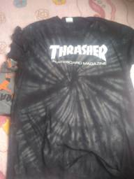 Camisetas thrasher e element originais