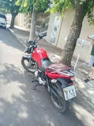 Moto fan 160 ano 2019