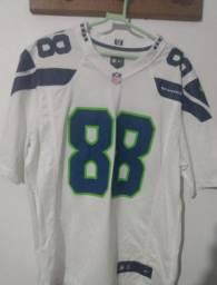 Camisa de futebol americano Seattle Seahawks