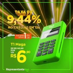 Maquininha de Cartão | T1 Mega