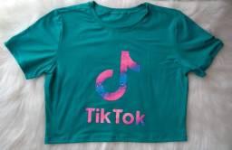 Cropped Tik Tok