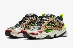 Tênis feminino Nike M2k - Animal Print