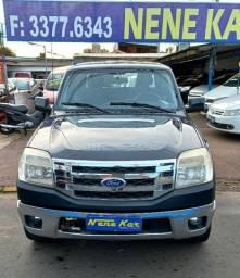 Título do anúncio: Vendo linda Ford Ranger CD - XLT completa a Gasolina