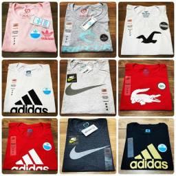 Camisetas Multimarcas Feminina