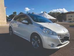 Peugeot 208 Griffe 1.6 16V (Flex) (Aut) - 14/14 - Única Dona