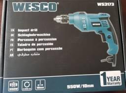 Furadeira wesco 550w 220v