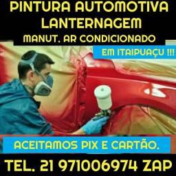 PRECISA SE AJUD. PINTURA E LANTERNEIRO C/ EXPERIÊNCIA!!!!