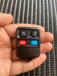 Controle Alarme Original Ford Fiesta 4 Botões