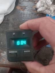 Relógio do opala