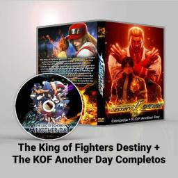 The King of Fighters Destiny + Kof Another Day