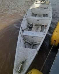 Bote de alumínio 6metros e meio