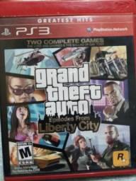 Gta Episodios De Libery City Playstation 3