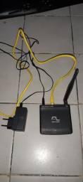 Roteador modem multilaser