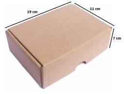 Caixa correio 19x11x7 pct 25un