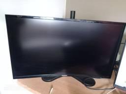 Monitor 27 polegadas Curvo + suporte ELG para dois monitores.