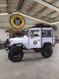 Bandeirantes 4x4 trilha jeep